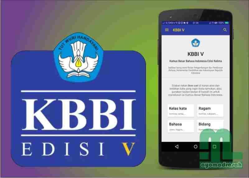 Kbbi v aplikasi kamus bahasa indonesia terbaik ayo madrasah kamus besar bahasa indonesia edisi kelima stopboris Image collections