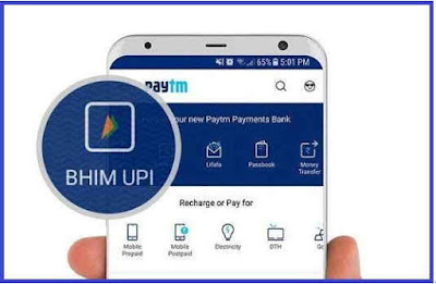 Paytm UPI Cashback Offer