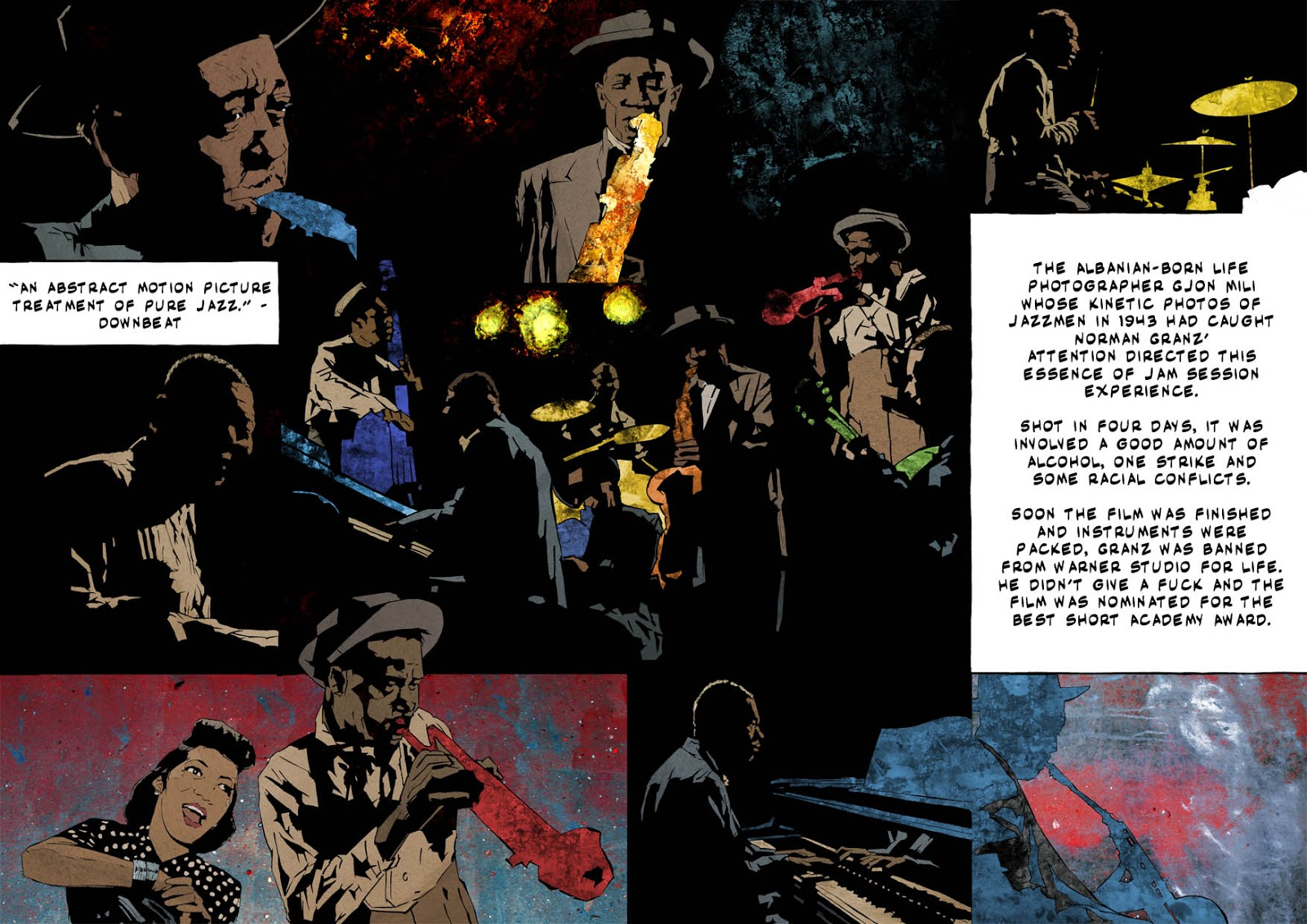 Lester Young Jammin' With Pres