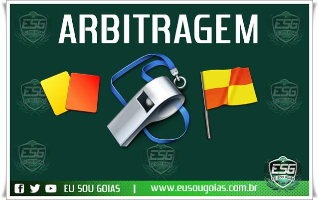 Vinicius Gonçalves Dias Araujo - SP apita Goiás x Avaí pela Copa do Brasil