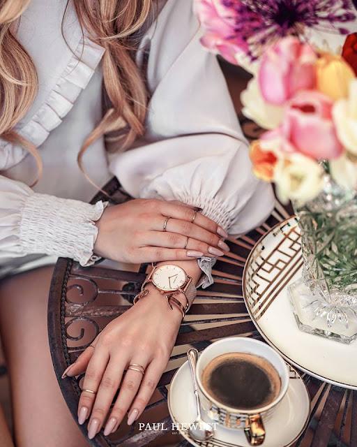 大阪 梅田 ハービスプラザ WATCH 腕時計 ウォッチ ベルト  入荷 組み合わせ 自由 女性 プレゼント 可愛い エレガント アクセサリー ブレスレット 重ね付け 雑誌掲載 インスタ映え 正規取扱 PAUL HEWITT ポールヒューイット ドイツブランド お洒落 ファッション シンプル ミニマム