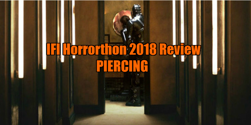 piercing movie review
