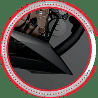 Sporty Under Cowl HONDA CB150R SPESIAL EDITION 2018 Anisa Naga Mas Motor Klaten Dealer Asli Resmi Astra Honda Motor Klaten Boyolali Solo Jogja Wonogiri Sragen Karanganyar Magelang Jawa Tengah.