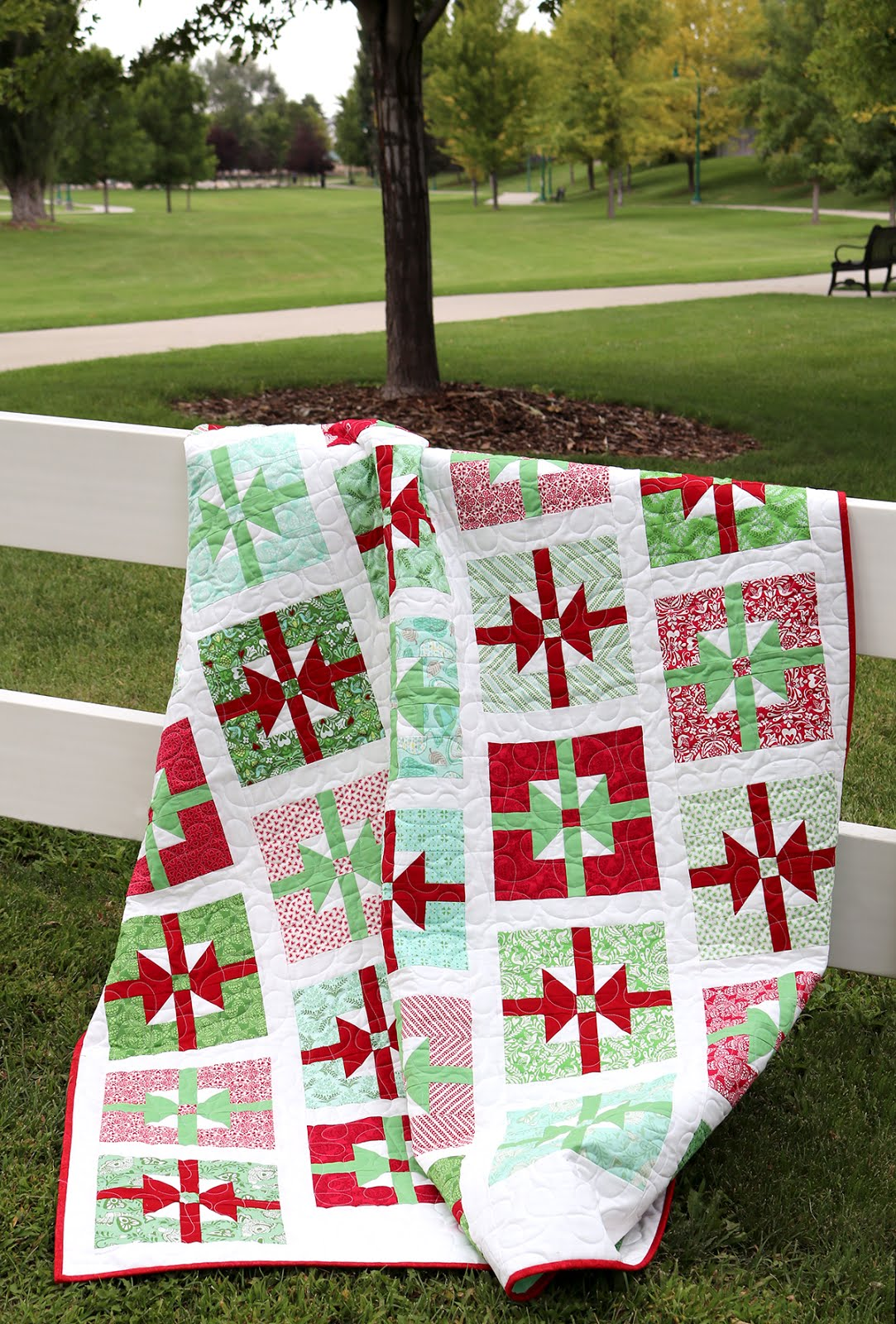 Pack Charm 1 Jelly 1 Roll Quilt