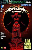 Os Novos 52! Batman e Robin #13