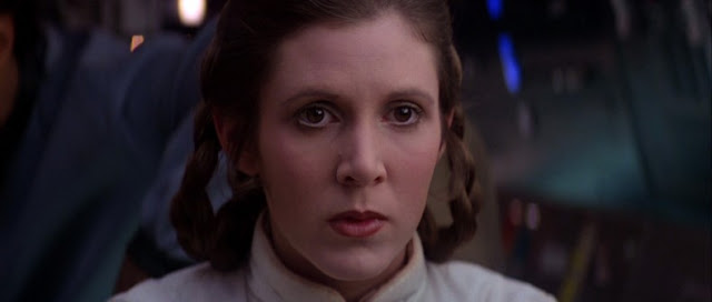 Image result for leia uses the force