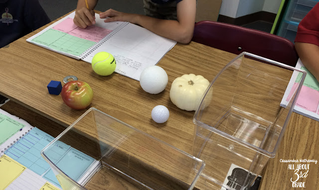 Hands on learning is a great way to keep your students engaged in their learning!