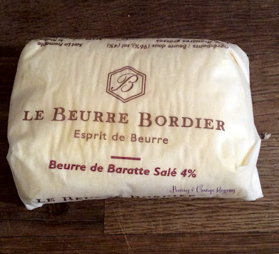 Bordier Butter AKA the best butter in the world from France!