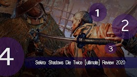 Sekiro: Shadows Die Twice [ultimate] Review 2020