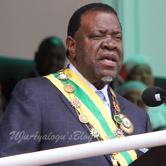 Namibian president wants land expropriated to boost black ownership