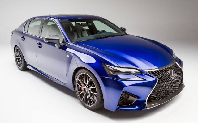 2017 Lexus GS 350 Review