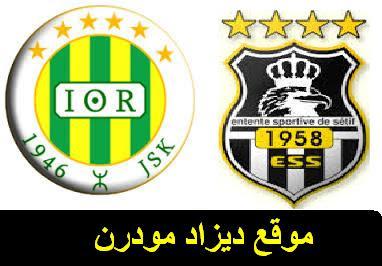 موعد تاريخ مباراة وفاق سطيف شبيبة القبائل اليوم match ess vs jsk