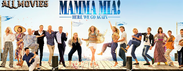 Mamma Mia! Here We Go Again Movie pic