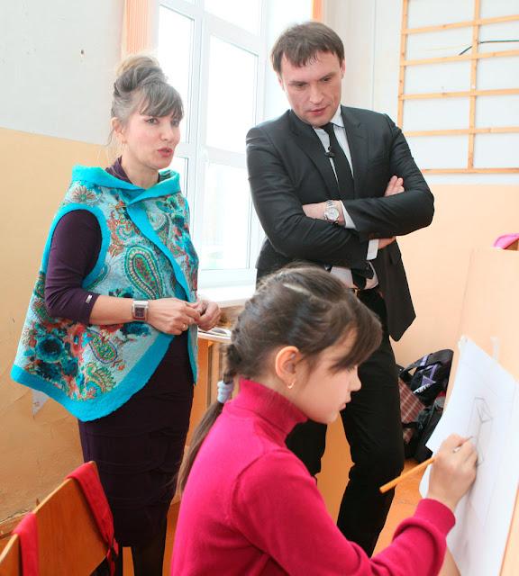 К сентябрю думают отремонтировать школу искусств на Ферме Сергиев Посад