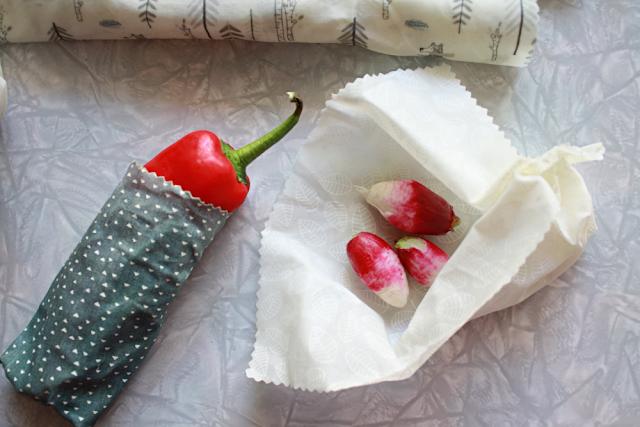 DIY bivokspapir med bivoks, jojobaolje og treharpiks