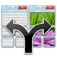 """Divvy is a powerful window management solution for both Mac OS X and Microsoft Windows that allows you to quickly and efficiently """"divvy up"""" your screen into exact portions."""