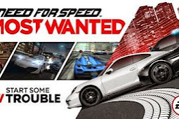 Cara Cheat Need For Speed Di Android : Most Wanted, Undergrund,No Lomits,Black Edition Terbaru 2016-2017