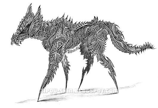 Biomechanical Hound
