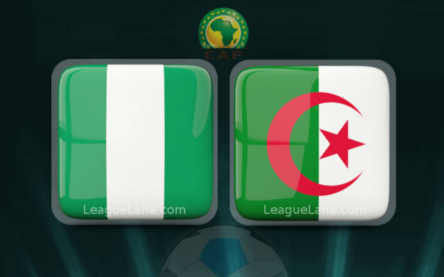 مشاهدة مباراة الجزائر ونيجيريا بث مباشر