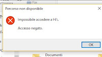 Accesso Negato in Windows: modificare permessi su file e cartelle