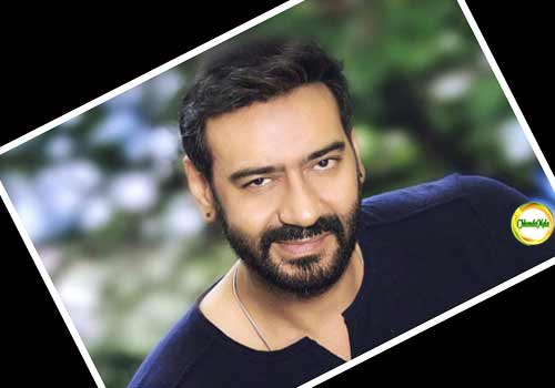 Bollywood Actor-Ajay Devgn Biography Image
