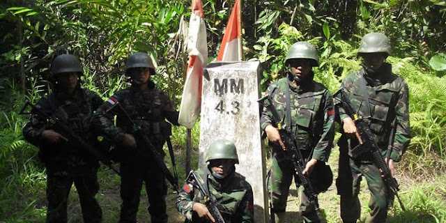 Presiden Minta Panglima TNI bangun pertahanan di luar Pulau Jawa