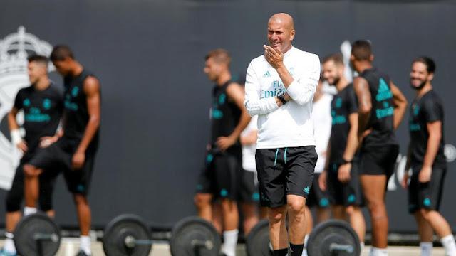 Zidane Sebut Madrid Takkan Datangkan Pemain Lagi