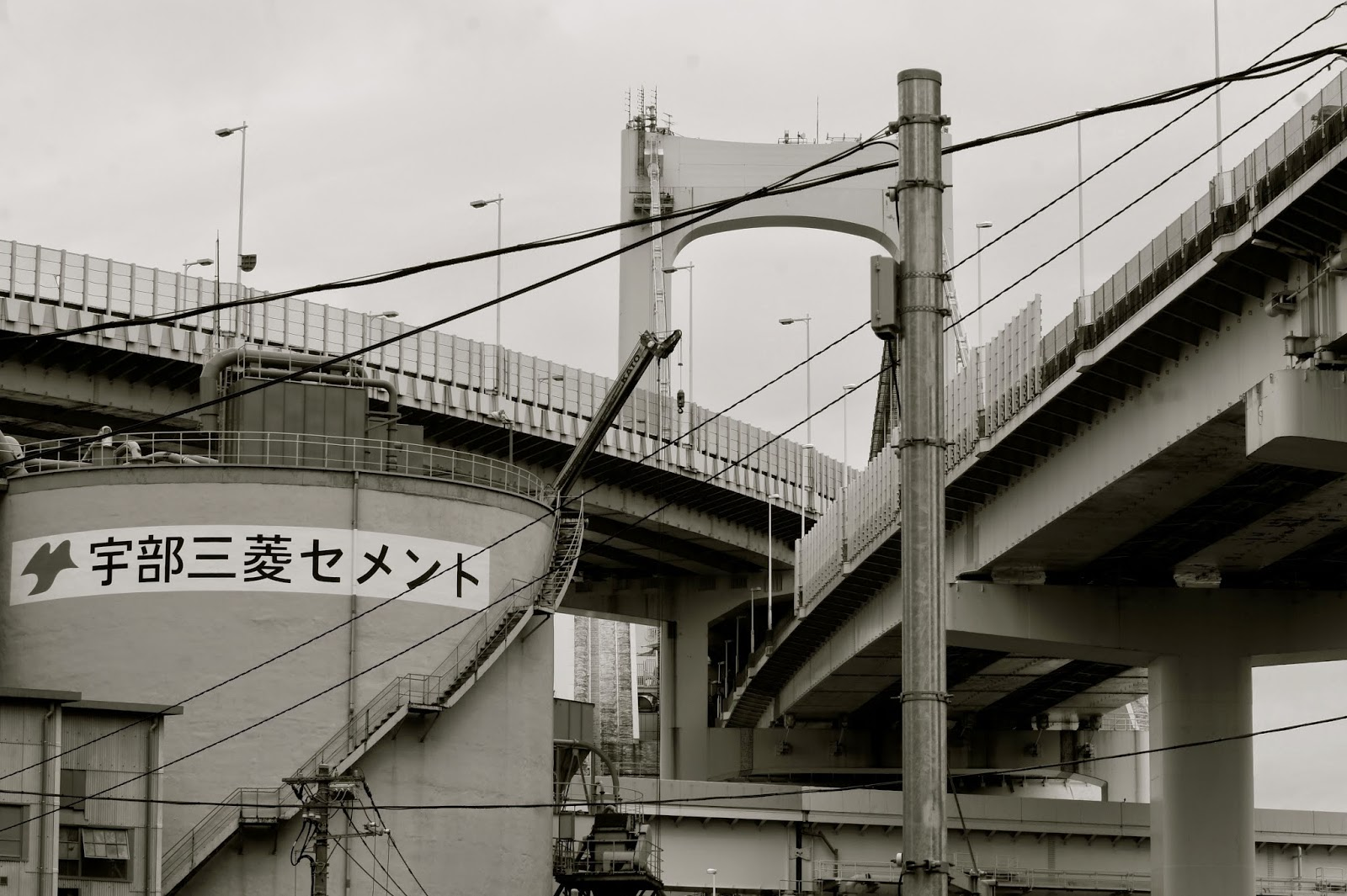 レインボーブリッジ/Photo by 柳下修平
