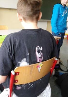 Camiseta de Kiss