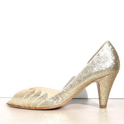 Escarpins Gaby Gold Patricia Blanchet