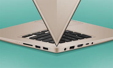 laptop asus, asus vivobook 14, A411UA-EB871T, laptop asus core i3