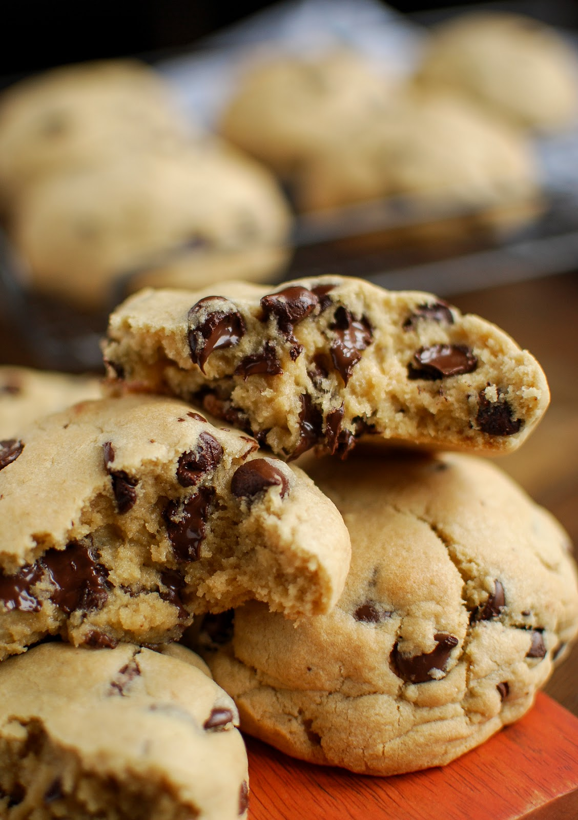 Levain Bakery Chocolate Chip Cookie Copycat Recipe Katie Cakes