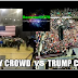 CORPORATE MEDIA will NEVER show: A Look at Hillary Crowds (VS) TRUMP Crowds..  28 minutes of Pure BLISS...