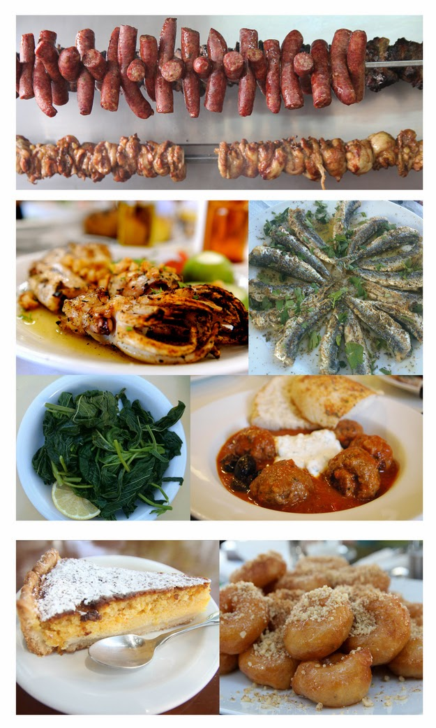 15. Greek food is so much more than souvlaki and gyros. - 49 Reasons To Love Hellas (Greece)