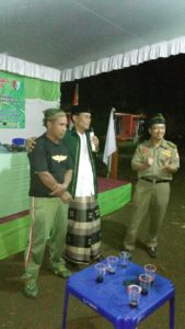 Ada Anggota TNI Ikut Diklatsar Banser Pangandaran, Apa Motivasinya?