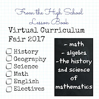 Math: Not Only About the Numbers - Virtual Curriculum Fair Week 3 on Homeschool Coffee Break @ kympossibleblog.blogspot.com #hsCurriculumFair #homeschool #math #algebra
