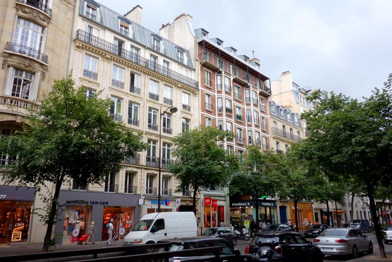 Paris la galerie argentine belle endormie art nouveau 111 avenue victor - Victor hugo paris 16 ...