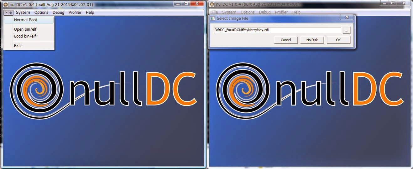 Nulldc android