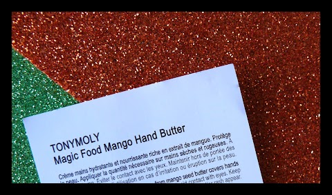 Mango Magic Food, Tony Moly