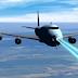 Έτιμη για δοκιμή όπλου λέιζερ σε αεροπορική πλατφόρμα η USAF