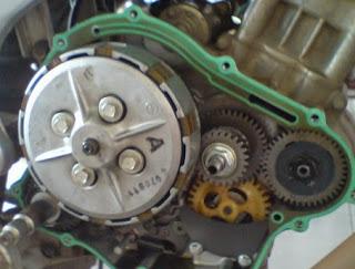 Kampas Assy Yamaha Vixion
