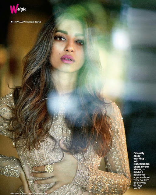 Radhika Apte Femina Wedding Times Magazine Photoshoot