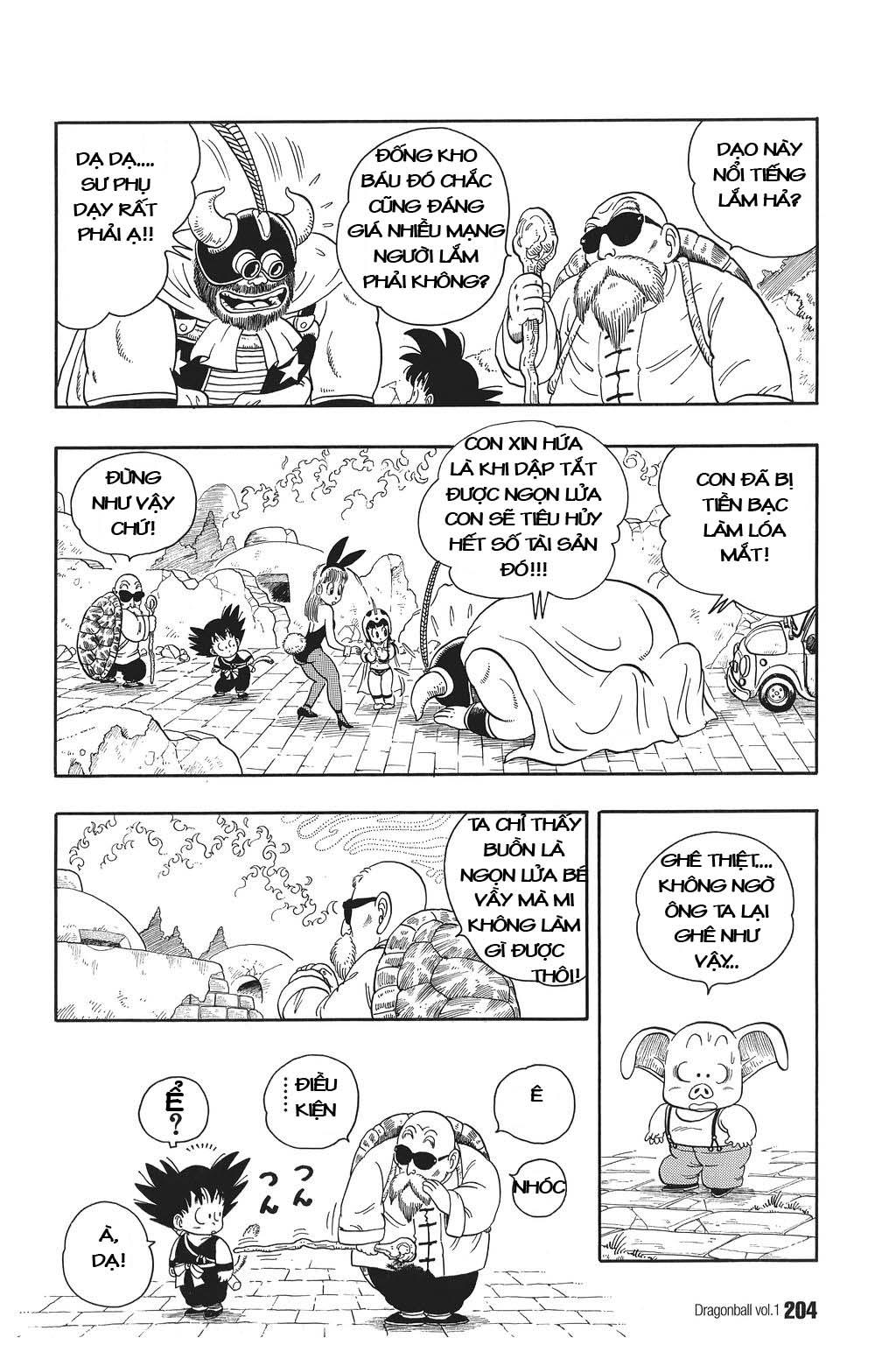 Dragon Ball chap 14 trang 3