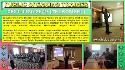 Publik Speaking di Surabaya 2017 2018