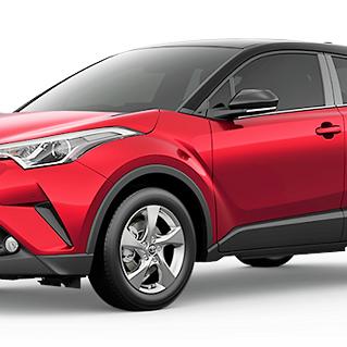 Toyota C-HR : SUV Mewah Tampilan Sporty