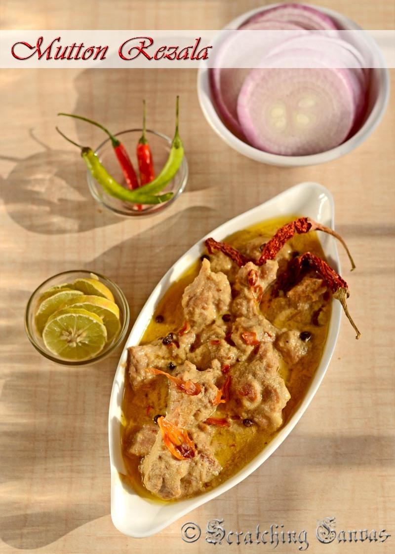 Bengali Mutton Rezala:A Traditional Touch to Poila Baisakh Celebration