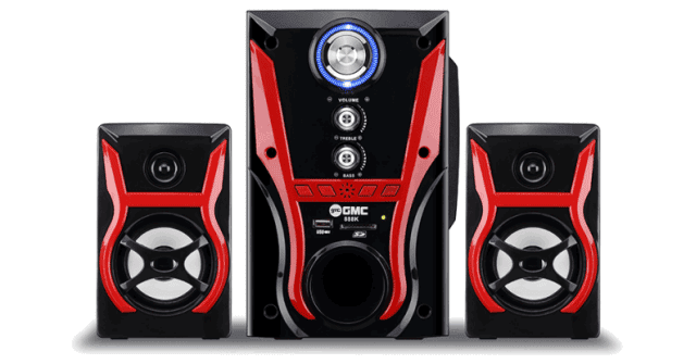 Speaker Aktif GMC 888K Bluetooth