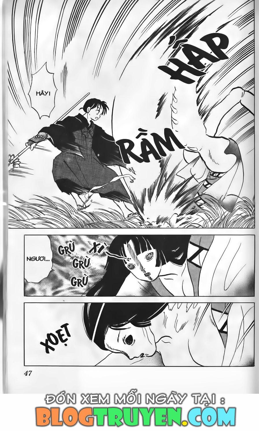 Inuyasha vol 11.3 trang 8