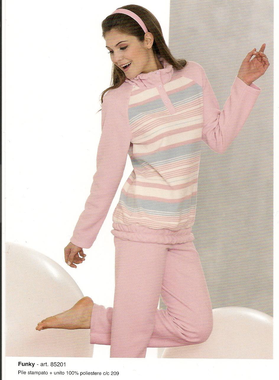 7941ec04e8 Anabel Moda Intima  Pijamas polares. Calentitos