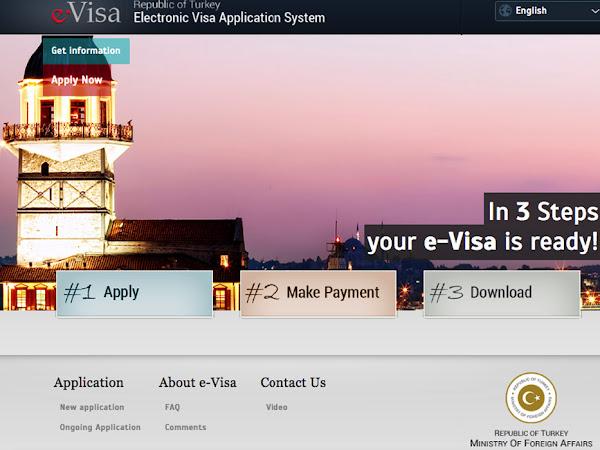 Bikin Visa Turki Ternyata Gampang Banget!